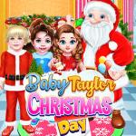 Baby Taylor Christmas Day