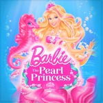 Barbie The Pearl Princess Dress Up