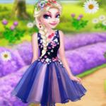 Elsa's Flower Fashion