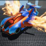 Fly Car Stunt 3