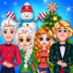 Frozen Princess Christmas Celebration