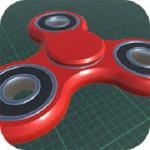 Hand Spinner IO 3D