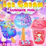Ice Cream Summer Fun