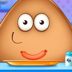 Pou Real Cooking