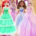 Princess Ball Dress Fashion