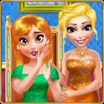 Princess Dentist Party Make up