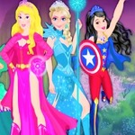 Princess Superteam