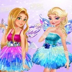 Princesses Fairies Dress