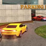 Sports Car Parking HD
